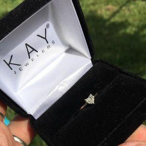 Gorgeous Diamond Promise Ring